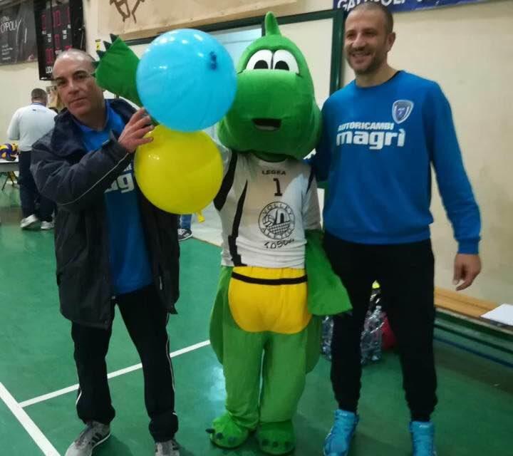 Ancora playoff per l'Apulia Diagnostic