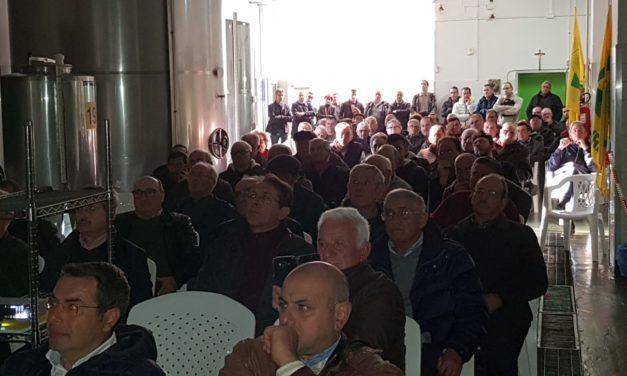 Continua l'impegno di Coldiretti nella lotta alla diffusione della Xylella fastidiosa
