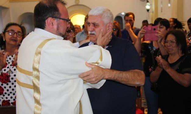 Telefonata a sorpresa di Papa Francesco a casa del mesagnese Renato Maizza