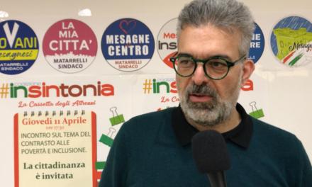 """Povertà e inclusione, Matarrelli (Insintonia): """"Subito azioni concrete"""""""