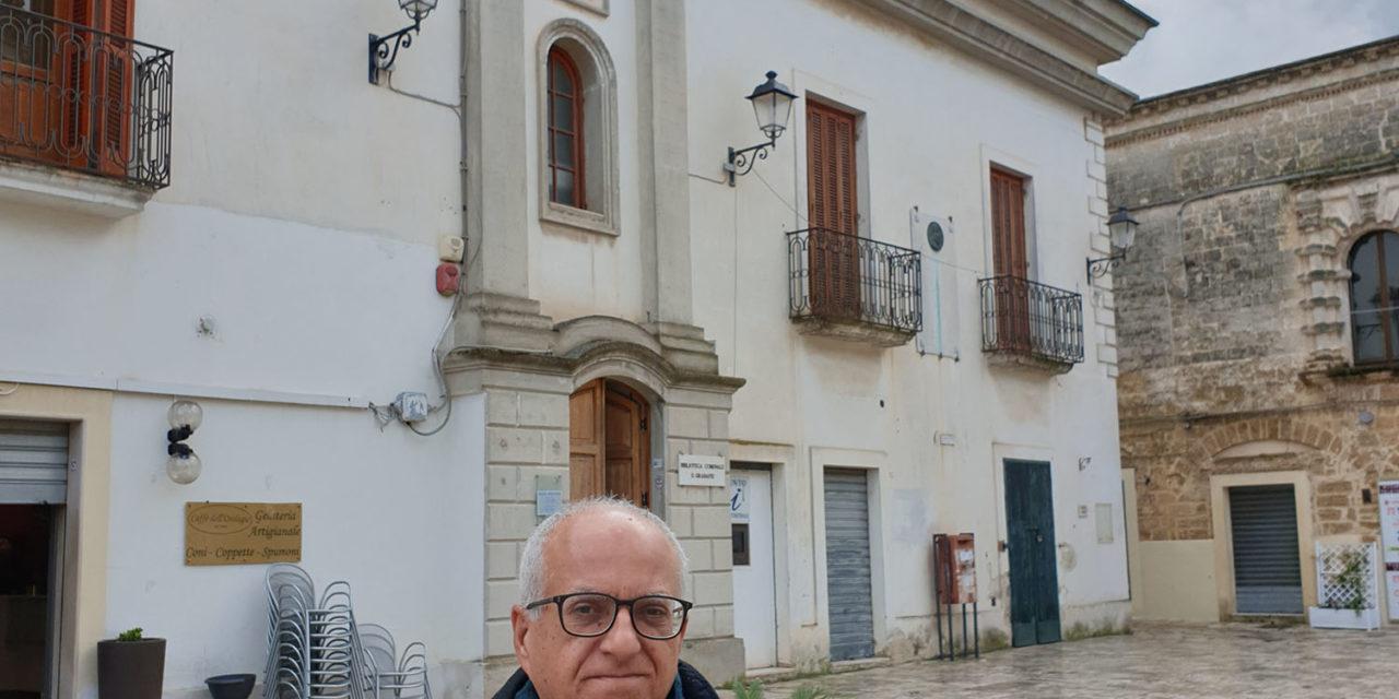 Carlo Ferraro rassicura i cittadini: Il patrimonio librario della Biblioteca sarà conservato in un luogo sicuro