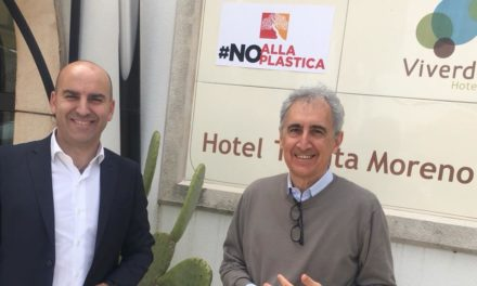 """""""Tenuta Moreno"""" di Mesagne la prima struttura ricettiva col marchio No alla Plastica"""