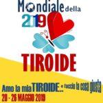 Sabato 25 Maggio screening per cento donne nella Settimana Mondiale della Tiroide