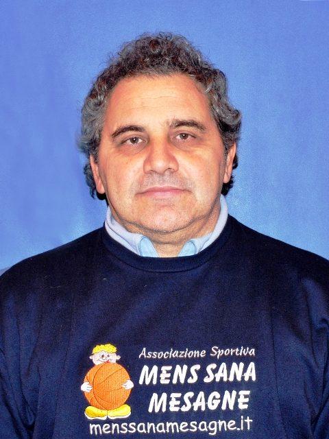La Mens Sana Mesagne riconferma coach Santini
