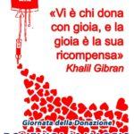 Avis Mesagne, nuova donazione del sangue domenica 19 maggio