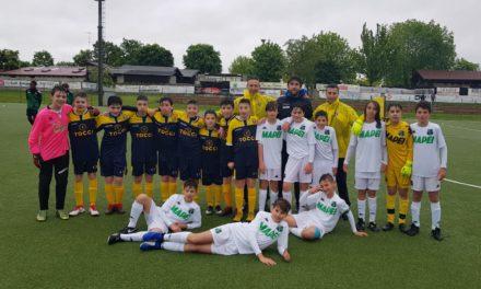 Gara amichevole nazionale U.S. Sassuolo Calcio vs Accademia calcio Mesagne