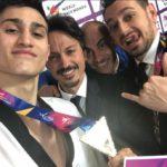 Carlo Molfetta e Simone Alessio una storia di successi mondiali nel Taekwondo