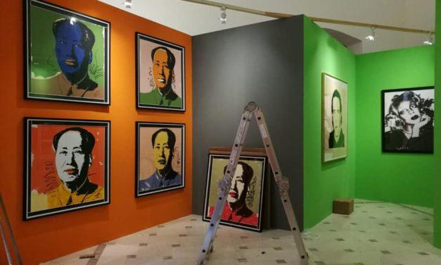 Dal 23 Maggio la città di Mesagne protagonista con la mostra di Andy Warhol