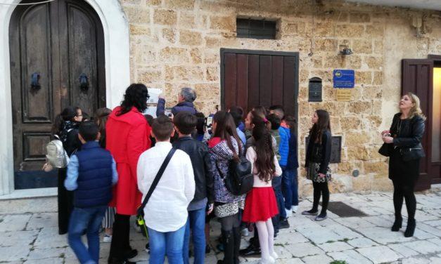 La Costituzione Italiana sui muri del Centro Storico di Mesagne